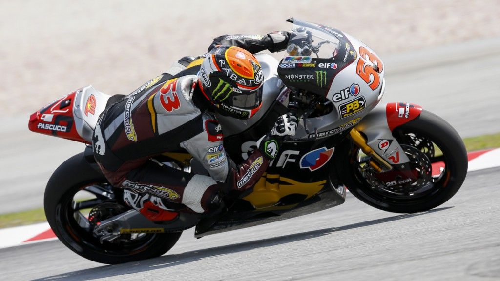 Esteve Rabat, Marc VDS Racing Team, MAL FP3