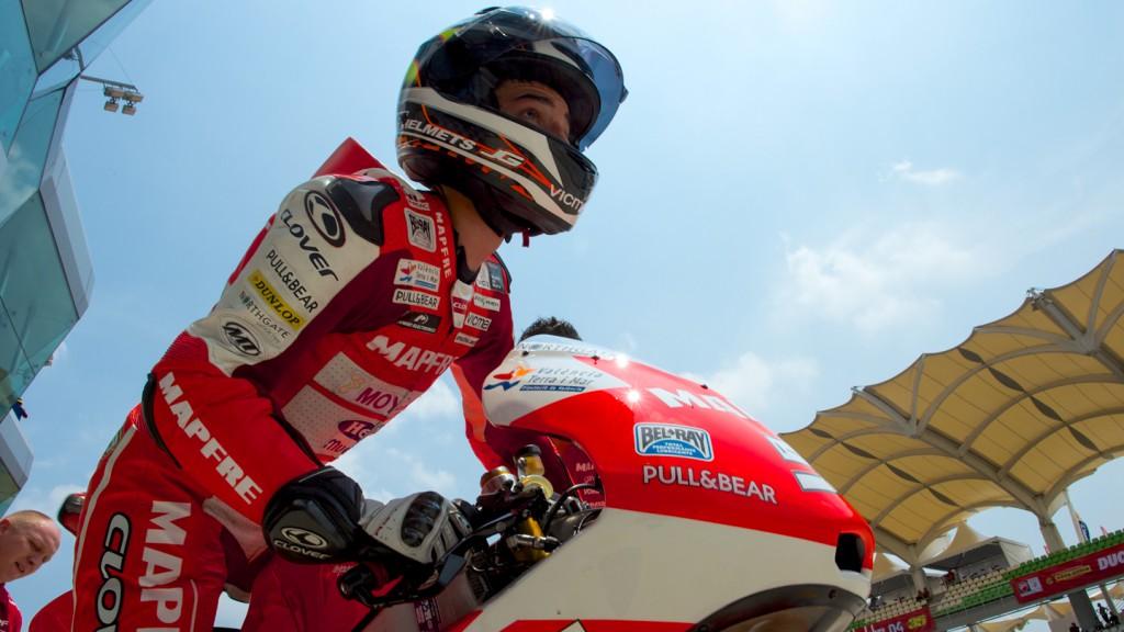 Juanfran Guevara, Mapfre Aspar Team Moto3, MAL QP