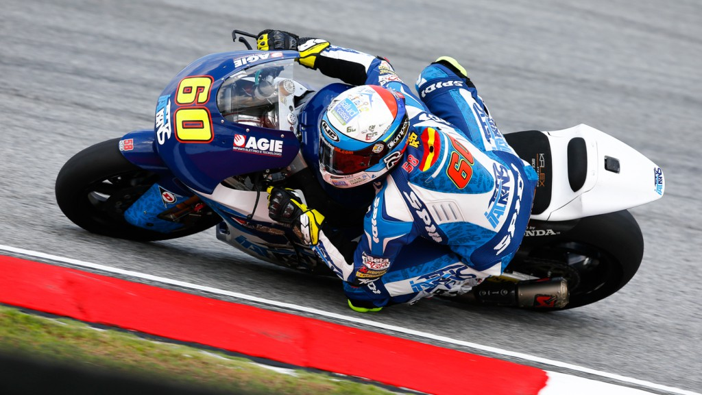 Julian Simon, Italtrans Racing Team, MAL QP
