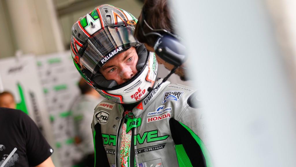 Nicky Hayden, Drive M7 Aspar, MAL Q1
