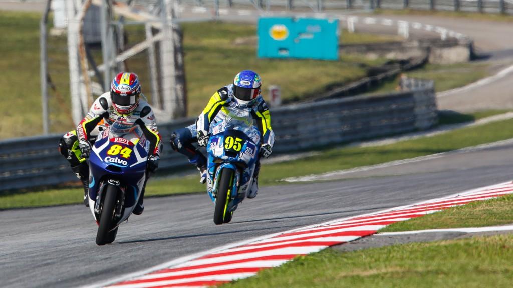 Jules Danilo, Jakub Kornfeil, Calvo Team, Ambrogio Racing, MAL QP
