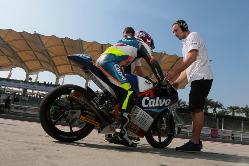 Jakub Kornfeil, Calvo Team, MAL QP