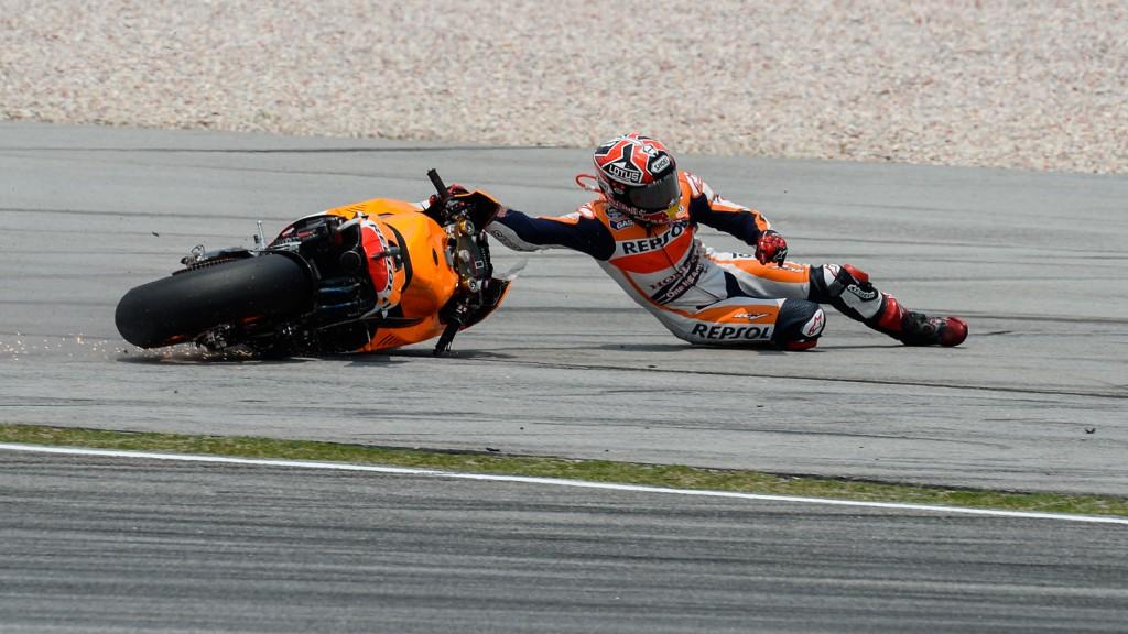 Marc Marquez, Repsol Honda Team, MAL FP4 © Copyright Milagro