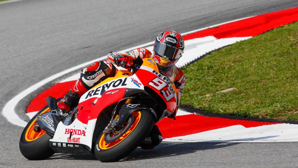 Marc Marquez, Repsol Honda Team, MAL Q2