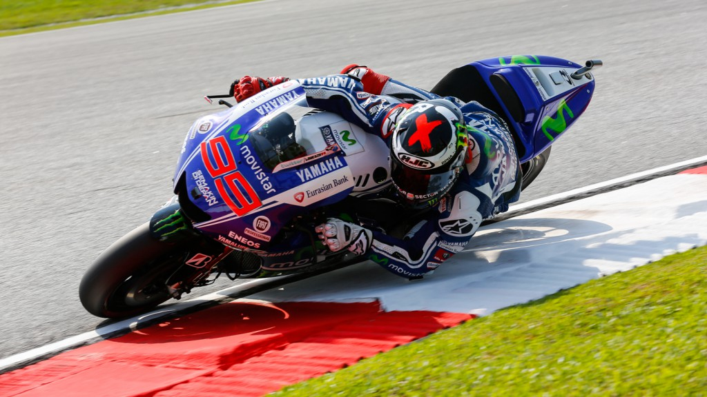 Jorge Lorenzo, Movistar Yamaha MotoGP, MAL Q2