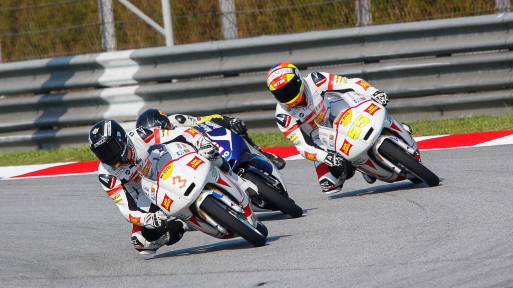 Moto3 Action, MAL QP