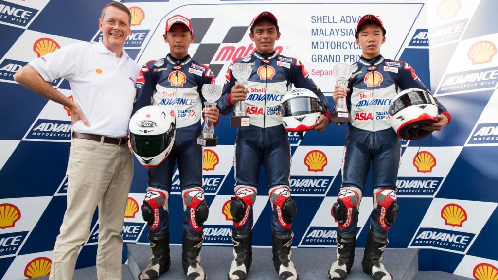 SAATC Podium Sepang 2 Race 1