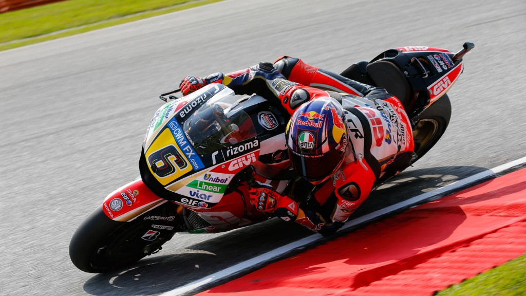 Stefan Bradl, LCR Honda MotoGP, MAL WUP