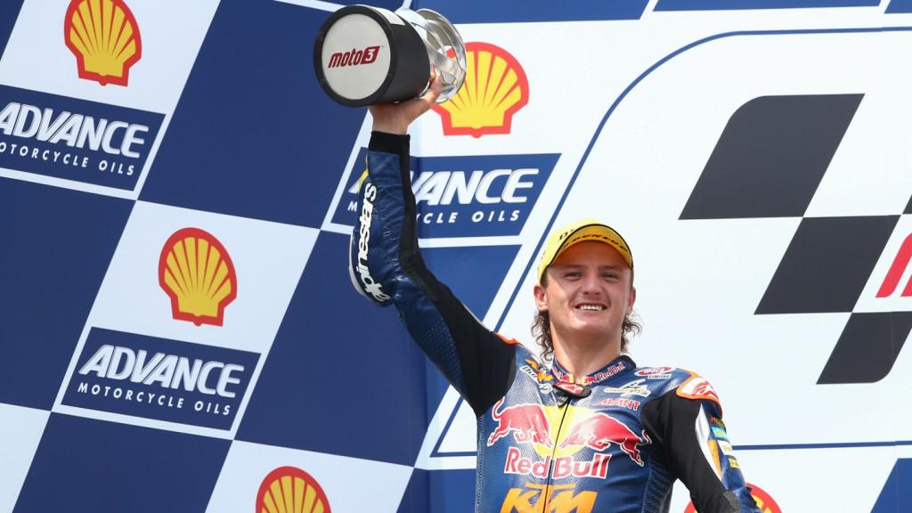 Jack Miller, Red Bull KTM Ajo, MAL RACE