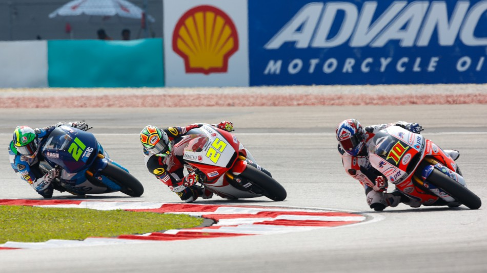 motogp.com · Moto2 Action, MAL RACE