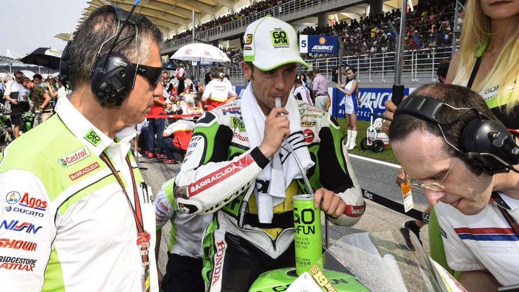 Alvaro Bautista, GO&FUN Honda Gresini, MAL RACE