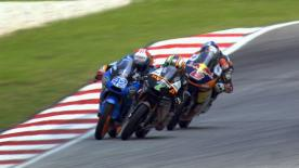 Sepang 2014 - Moto3 - RACE - Action - Winning Overtake