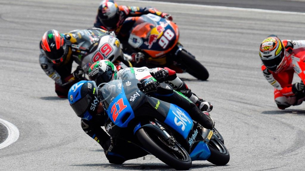 Francesco Bagnaia, SKY Racing Team  VR46, MAL RACE