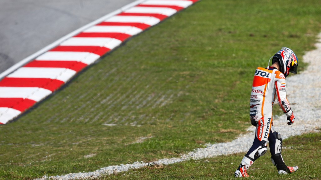 Dani Pedrosa, Repsol Honda Team, MAL RACE