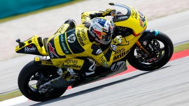 Maverick Viñales, Paginas Amarillas HP 40, MAL RACE