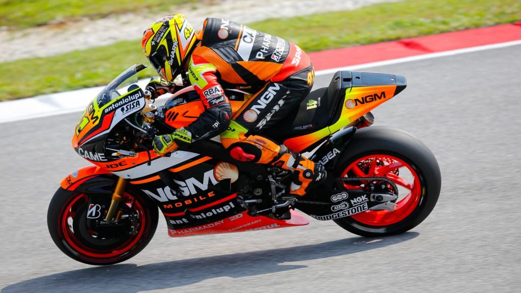 Aleix Espargaro, NGM Forward Racing, MAL WUP