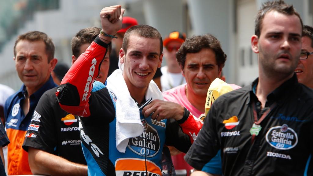 Alex Rins, Estrella Galicia 0,0, MAL RACE