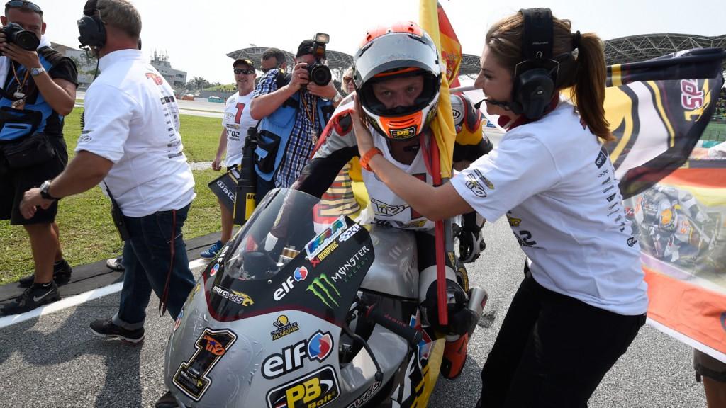 Esteve Rabat, Marc VDS Racing Team, MAL RACE