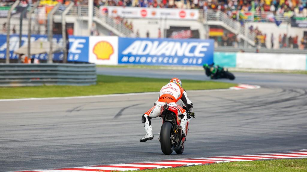 Yonny Hernandez, Pramac Racing, MAL RACE
