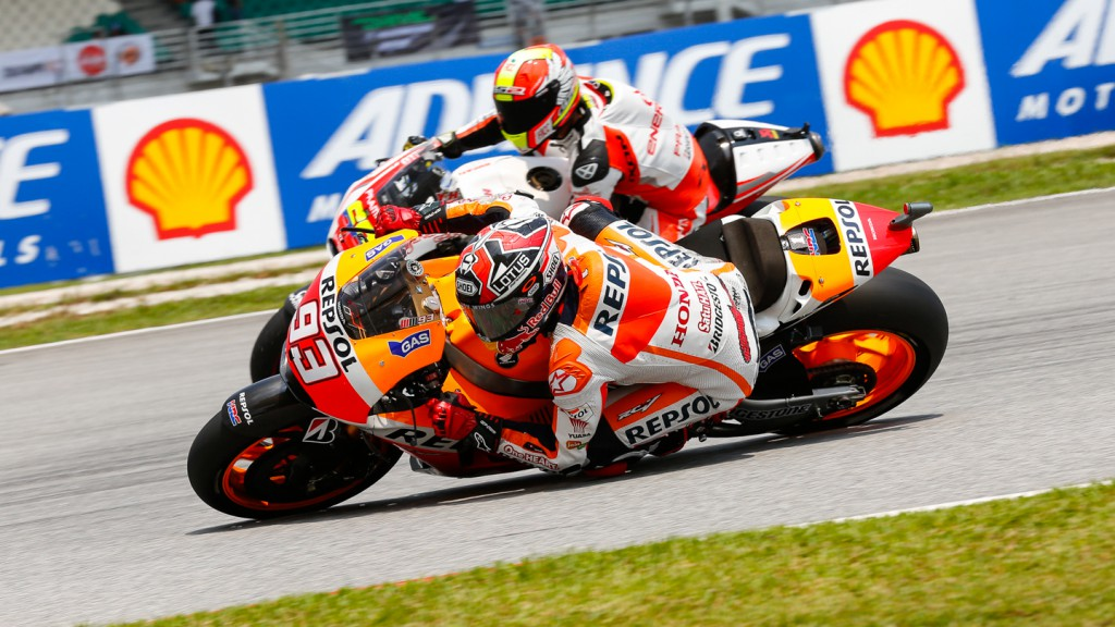 Marc Marquez, Repsol Honda Team, MAL WUP