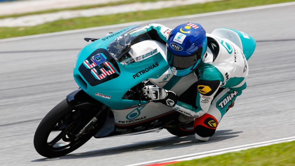 Ramdan Rosli, Petronas AHM Malaysia, MAL WUP