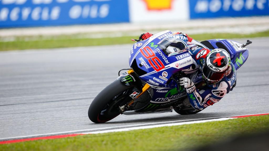 Jorge Lorenzo, Movistar Yamaha MotoGP, MAL RACE