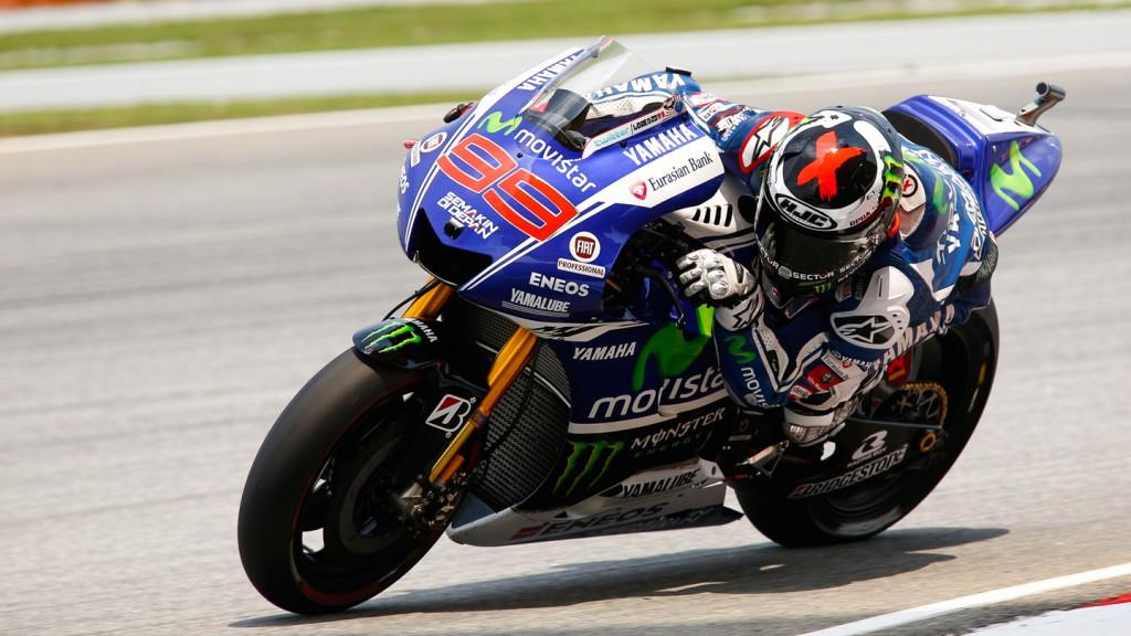 Jorge Lorenzo, Movistar Yamaha MotoGP, MAL WUP