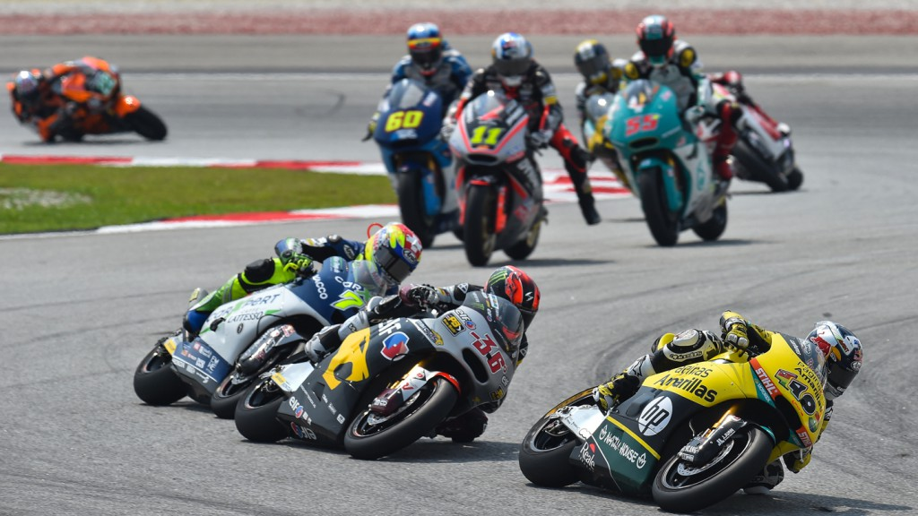 Moto3 Action, MAL RACE