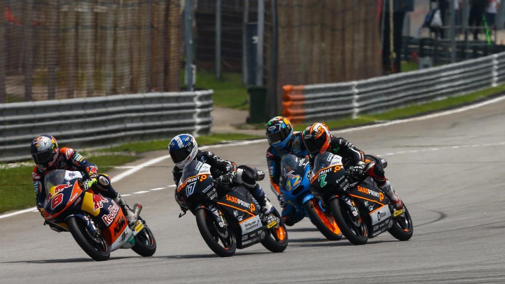 Moto3 Action, MAL RACE