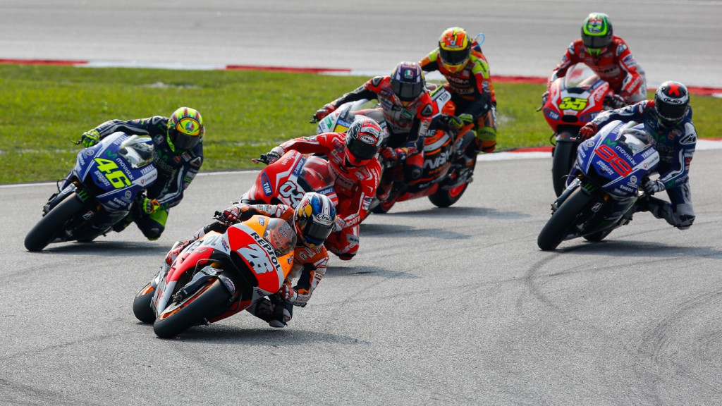 MotoGP Action, MAL RACE