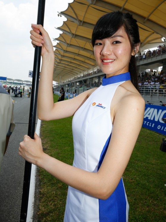 Foto – Foto Grid Girls GP Sepang 2014