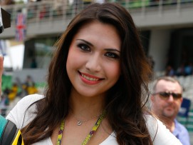 Paddock Girls Shell Advance Malaysian Motorcycle GP
