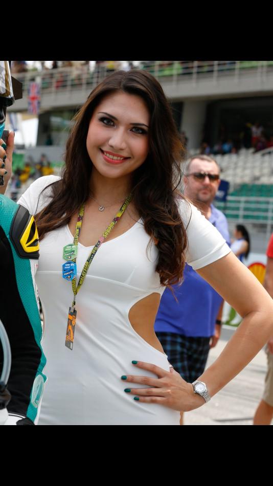 motogp.com · Paddock Girls, Shell Advance Malaysian Motorcycle GP