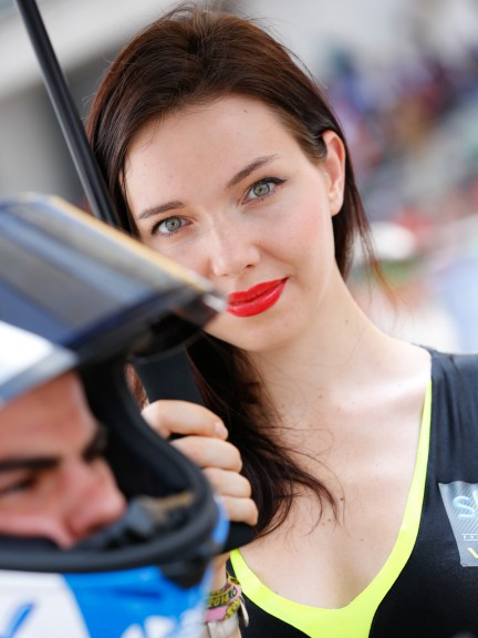 Paddock Girls, Shell Advance Malaysian Motorcycle GP