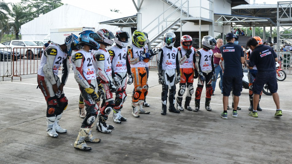 motogp.com · 2015 Shell Advance Asia Talent Cup Selection Event - Day 1