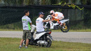 SAATC Sepang selection