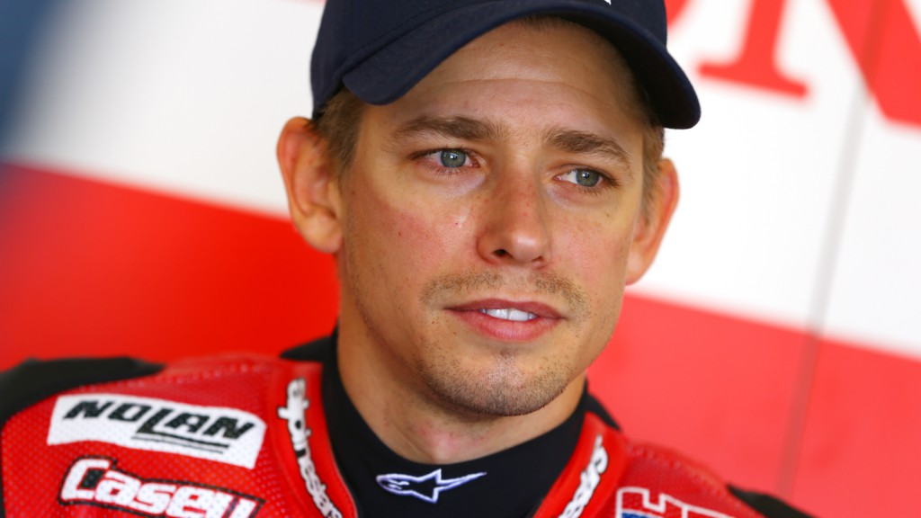 Casey Stoner, October Motegi Test