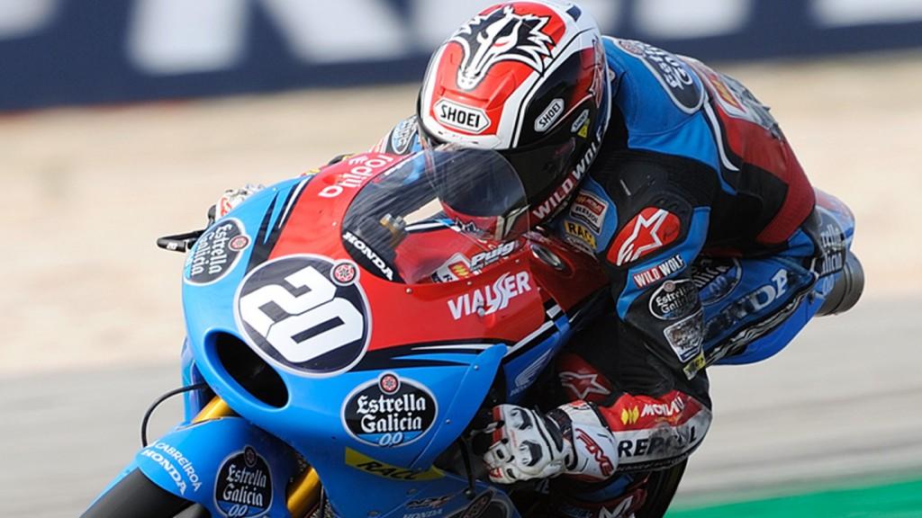 Fabio Quartararo, Estrella Galicia 0,0, FIM CEV Repsol, Moto3 Portimao QP