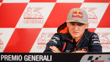 Jack Miller, Red Bull KTM Ajo, VAL