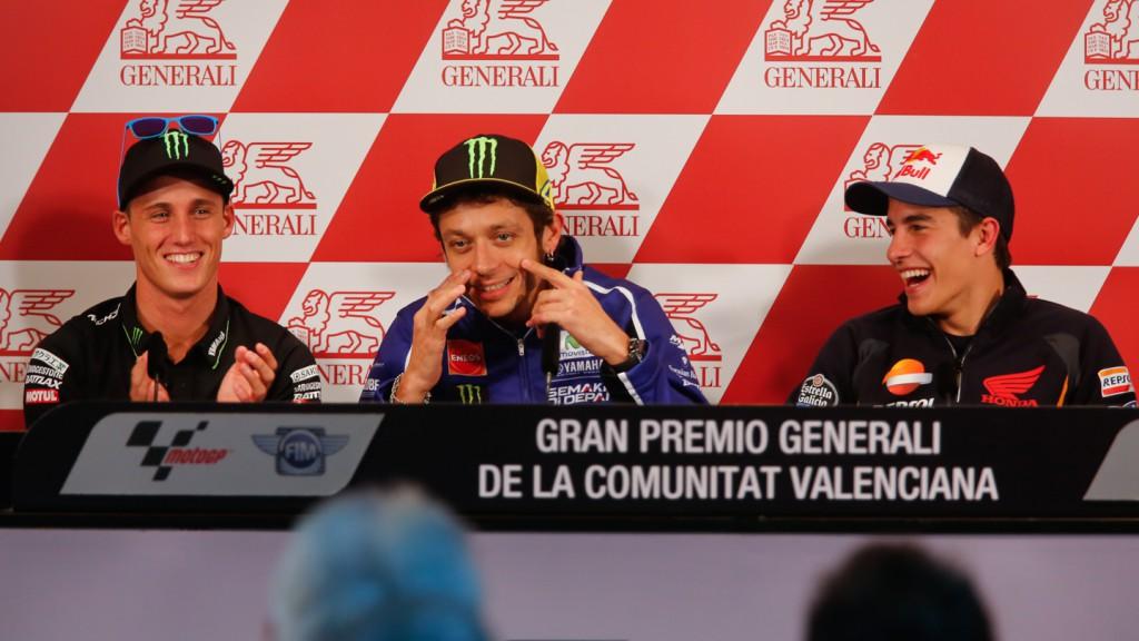 Gran Premio Generali de la Comunitat Valenciana Press conference