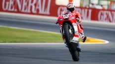 Andrea Dovizioso, Ducati Team, VAL FP2