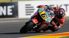 Stefan Bradl, LCR Honda MotoGP, VAL FP2