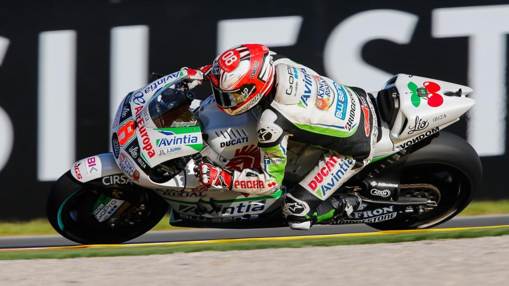 Hector Barbera, Avintia Racing, VAL FP2