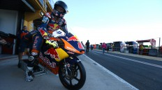 Jack Miller, Red Bull KTM Ajo, VAL FP2