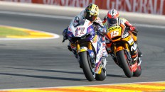 Karel Abraham, Alex De Angelis, Cardion AB Motoracing, NGM Forward Racing, VAL FP2