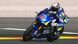 Suzuki return to Grand Prix scene with De Puniet