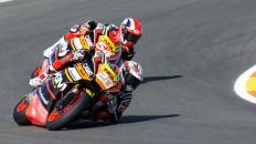 Florian Marino, Mattia Pasini, NGM Forward Racing, VAL FP2
