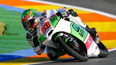 Niccolò Antonelli, Junior Team GO&FUN Moto3, VAL FP2