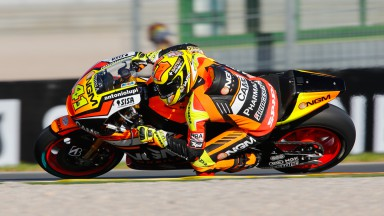 Aleix Espargaro, NGM Forward Racing, VAL FP2