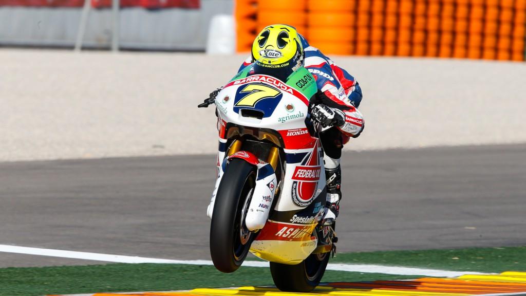 Lorenzo Baldassarri, Gresini Moto2, VAL FP2